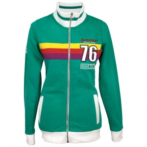 Damen Sweatjacke Kremer Racing 76
