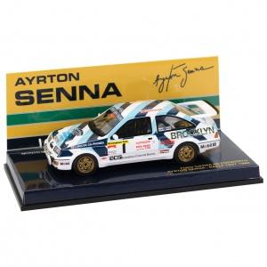 Ayrton Senna Ford Sierra RS 1986 1:43