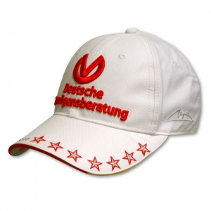 Michael Schumacher DVAG Cap 2012