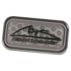 Michael Schumacher Pin Logo