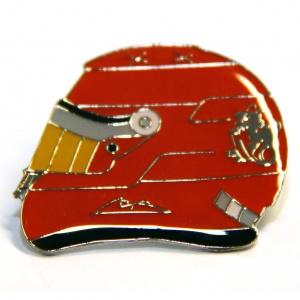 Michael Schumacher Anstecker Helm
