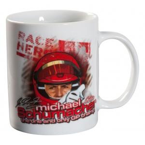 """Michael Schumacher Tasse """"Challenge"""""""
