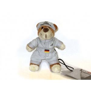 Michael Schumacher Keyring Teddy