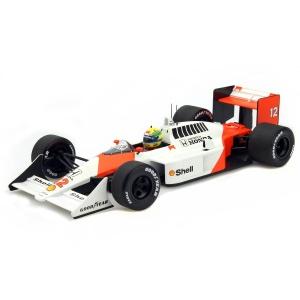 Ayrton Senna McLaren Honda MP4/4 1:18