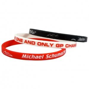 Michael Schumacher Armbänder Set
