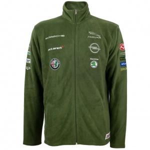 AvD Racing fleece jacket 2016