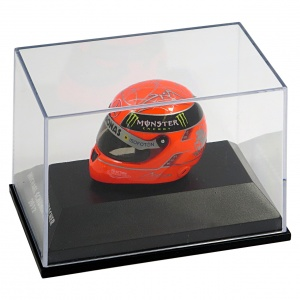 Michael Schumacher replica Helm 2012 1:8