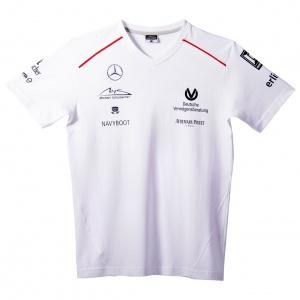 """MS T-Shirt V-Neck """"Sponsor"""""""