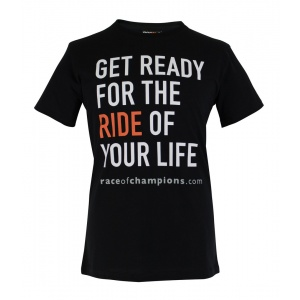 """ROC T-Shirt """"Get Ready..."""""""