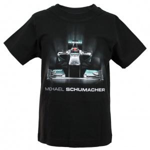 """Michael Schumacher Kids T-Shirt """"Tech Grafik"""""""