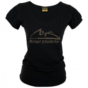 "Michael Schumacher Ladies Top ""Logo"""