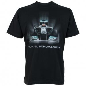 """M. Schumacher T-Shirt """"Tech Grafik"""""""