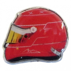 "Michael Schumacher Anstecker ""Helm"""