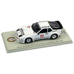 1:43 Porsche 924 Carrera GTR D.R.M. 1981