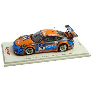 Porsche 997 GT3 Kremer Racing 24h Nürburgring 2014