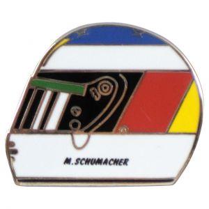 Michael Schumacher Anstecker Helm 1. Sieg 1992