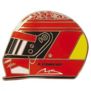 "MS Anstecker ""Helm 3. Weltmeister 2000"""