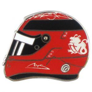 Michael Schumacher Anstecker Finale 2012