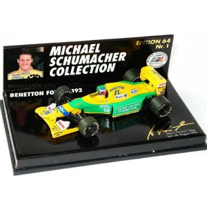 Benetton Ford B192 MS 1992
