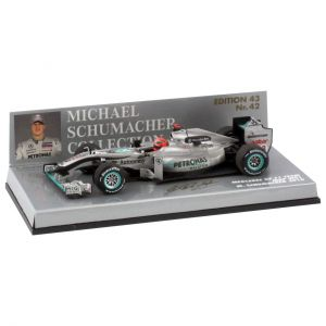 Schumacher GP Petronas MGP W01 Racecar 2010