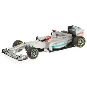 Mercedes AMG F1 Team Showcar 2012