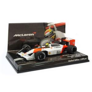 Ayrton Senna McLaren MP4/4 1988 1:43