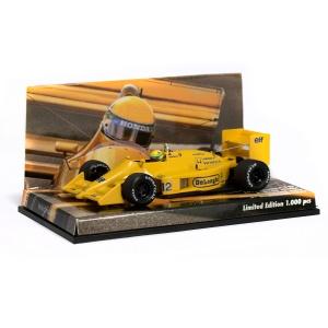 Ayrton Senna Lotus Honda 99T 1987 1:43