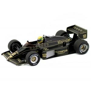 Ayrton Senna Lotus Renault 97T 1985 1:18