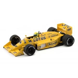 Ayrton Senna Lotus Honda 99T 1987 1:18
