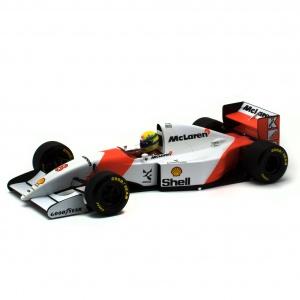Ayrton Senna McLaren Ford MP4/8 1:18
