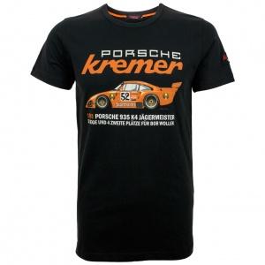 T-Shirt Porsche 935 K4 Schwarz
