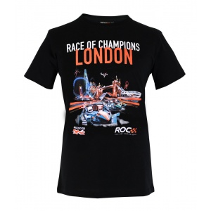 ROC T-Shirt London 2015