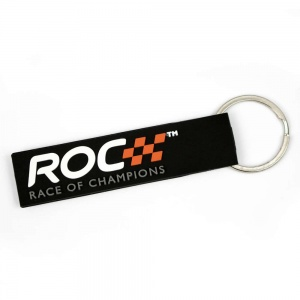 ROC Keyring Rubber London 2015