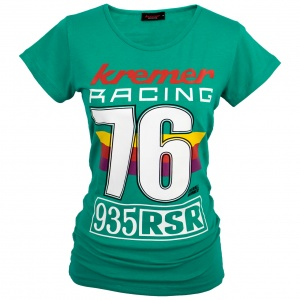 Damen T-Shirt Kremer Racing 76