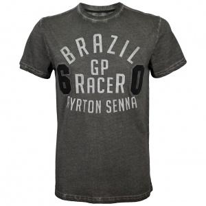 Ayrton Senna T-Shirt GP Racer