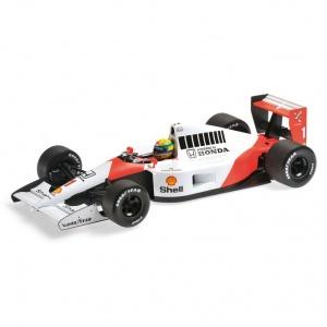 Ayrton Senna McLaren Honda MP4/6 1:18