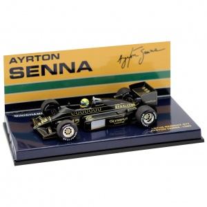 Ayrton Senna Lotus 97T 1985 1:43